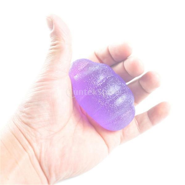 クイーズボール ストレス解消ボール ストレス発散 ボール 握ってストレス発散 おもちゃ 全3色選べ - 紫|stk-shop|03