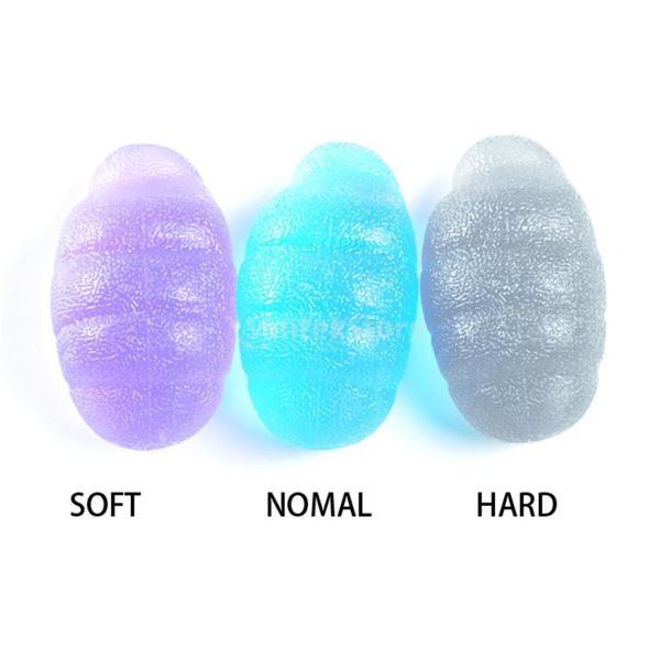 クイーズボール ストレス解消ボール ストレス発散 ボール 握ってストレス発散 おもちゃ 全3色選べ - 紫|stk-shop|05