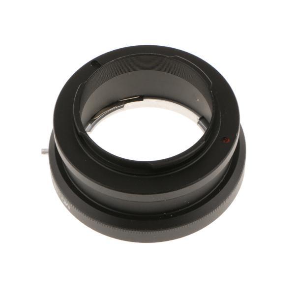 Fenteer ソニーNEXマウントNEX3 NEX5NEX6ミノルタMC / MDレンズ適用 多機能 実用的 耐久性 互換性 アダプターリング カメラ部品