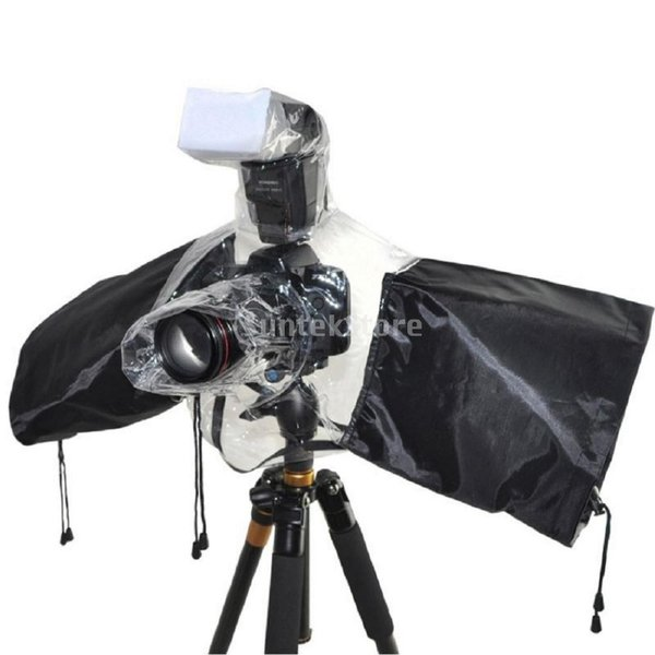 Lovoski  高品質 ナイロン製 防水 カメラ レインカバー