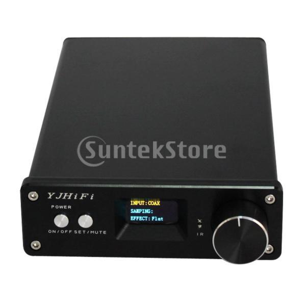 STA326 + PCM2706 + AK4113 OLED 2.1チャンネルD級デジタルステレオオーディオアンプ