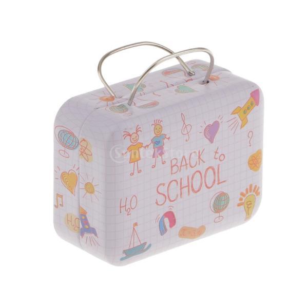金属 ハンドヘルド ボックス 収納 ティー お茶 キャンディ ボックス お菓子ケース 雑貨 装飾 全5様式  - 様式4|stk-shop|08
