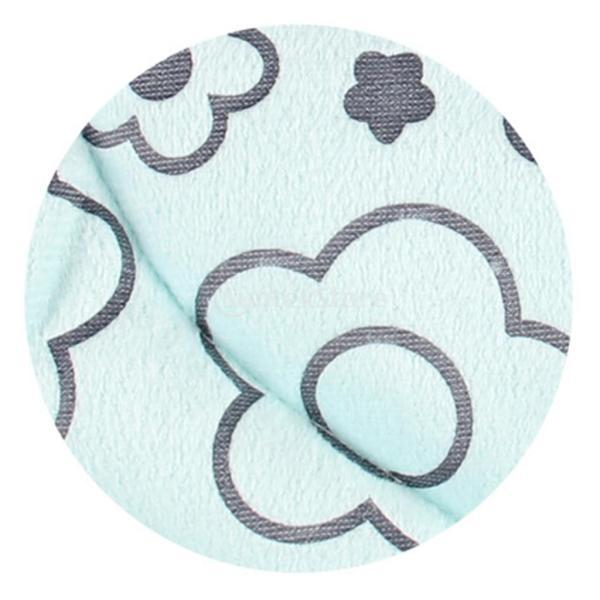 4色選べる ハート型 ハムスター ケージモルモット マット シート 小動物用 柔らかい - ブルー|stk-shop|04