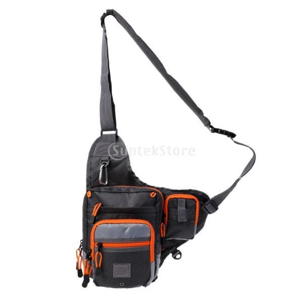 防水性  耐摩耗性  スポーツ ショルダーバッグ  釣りタックルバッグ  ハイキング/キャンプなど  クロスボディ  バッグ