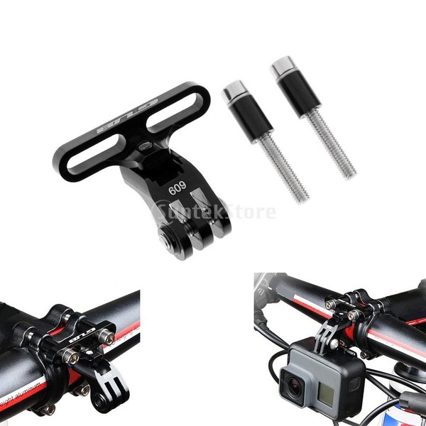 Dovewill  自転車 バイク カメラ アダプター カメラ ホルダー スタンド 簡単にインストール