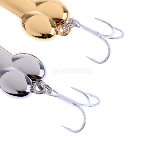 ハードルアー メタルジグフック 金属フィッシング 釣具 腐食防止 釣り餌 20g 2個セット|stk-shop|03
