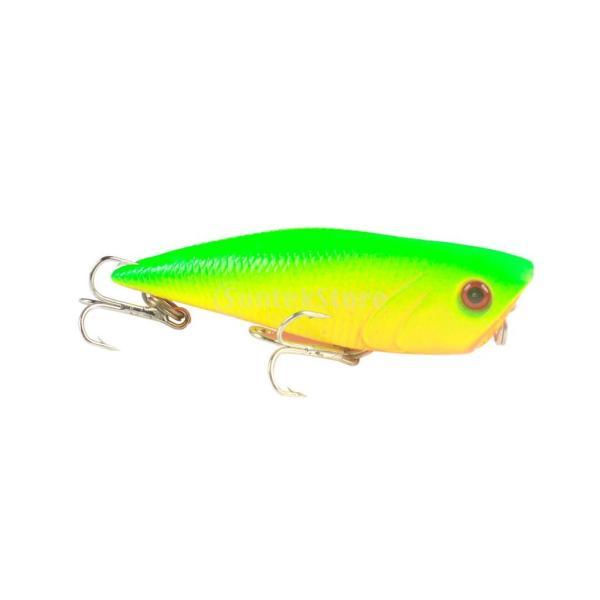 Perfk ミノー クランク ベイト 釣りルアー 3D餌 海水や淡水釣りに適し 10点セット