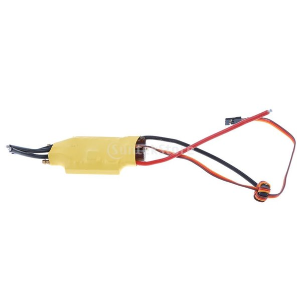 Mystery RC 70A 2-7s Brushless ESC with 5V 5A UBEC for Boat V2.1