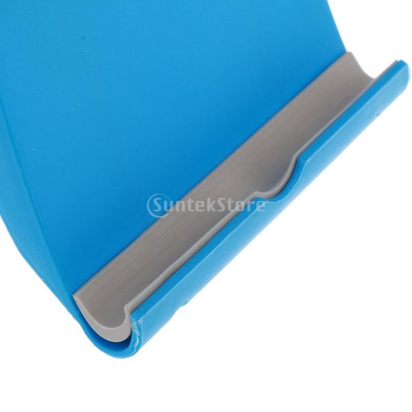 送料無料 iPad適用 タブレットスタンド 270度回転 卓上 スマホホルダー 折り畳み式 全5色 ユニバーサル|stk-shop|04