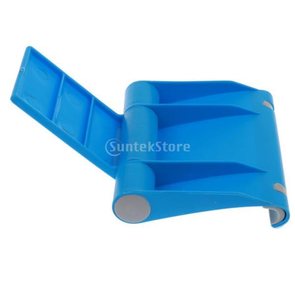 送料無料 iPad適用 タブレットスタンド 270度回転 卓上 スマホホルダー 折り畳み式 全5色 ユニバーサル|stk-shop|05