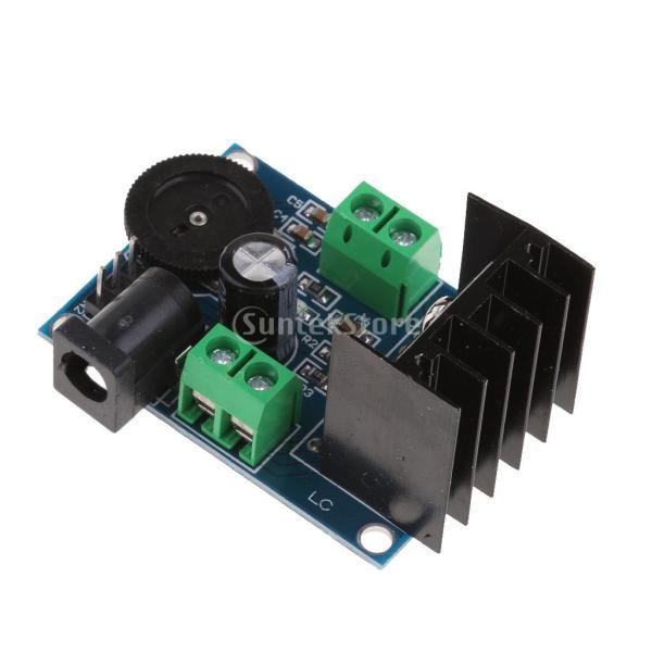 Baosity デュアル ウェイ チャンネル パワーアンプ モジュール アクセサリー 部品 TDA7266オーディオ アンプ ボード