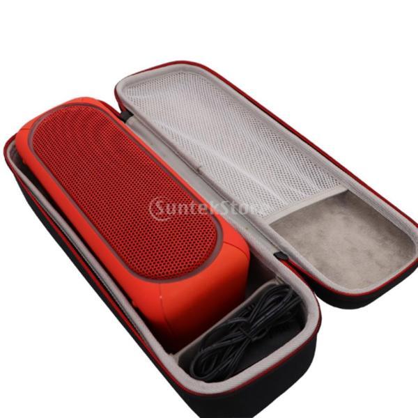 ハードケース キャリーバッグ 保護ボックス 防水 ソニーSRS-XB41 XB40ワイヤレススピーカーに対応
