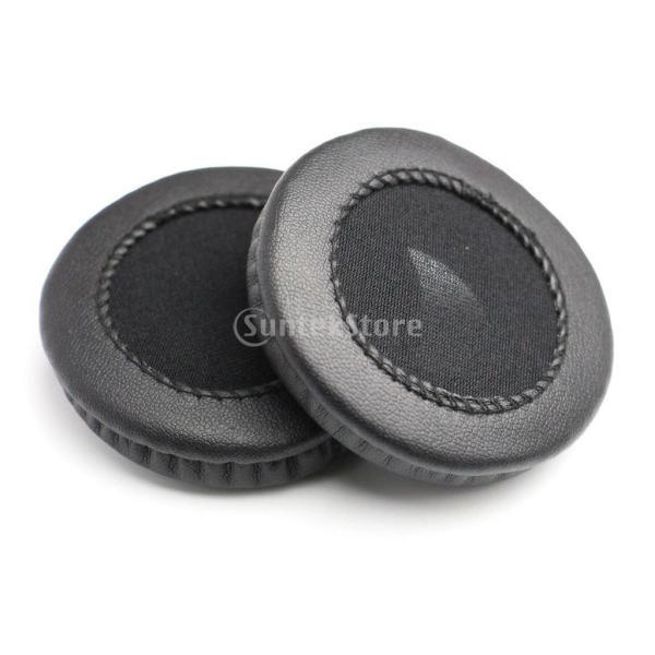ヘッドフォン交換用 イヤーパッド 耳パッドクッション 全5サイズ - 85mm