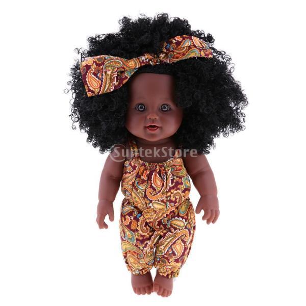 ビニール赤ちゃんドール 赤ちゃん人形 新生児ドール 抱き人形 30cm
