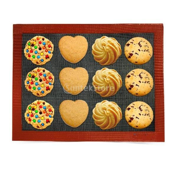 クッキングシート シリコン製 断熱パッド 断熱 耐久 水洗い可能 繰り返し使用可能 御菓子作りに オーブン・電子レンジ対応|stk-shop|12