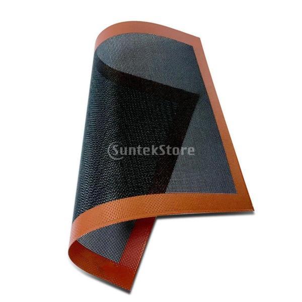 クッキングシート シリコン製 断熱パッド 断熱 耐久 水洗い可能 繰り返し使用可能 御菓子作りに オーブン・電子レンジ対応|stk-shop|05