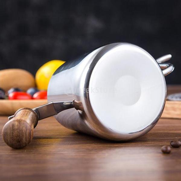 グースネック コーヒー ティー 紅茶 モカ ケトル 沸騰 ドリップポット ステンレス 全2容量選択可能  - #1|stk-shop|08