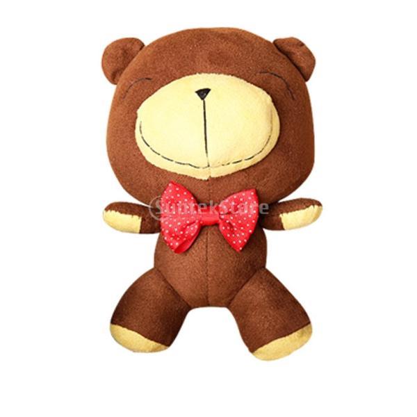 縫製工芸キット DIY ぬいぐるみ 芸術品 工芸品 チョコレートクマ 初心者 ベア人形|stk-shop|19