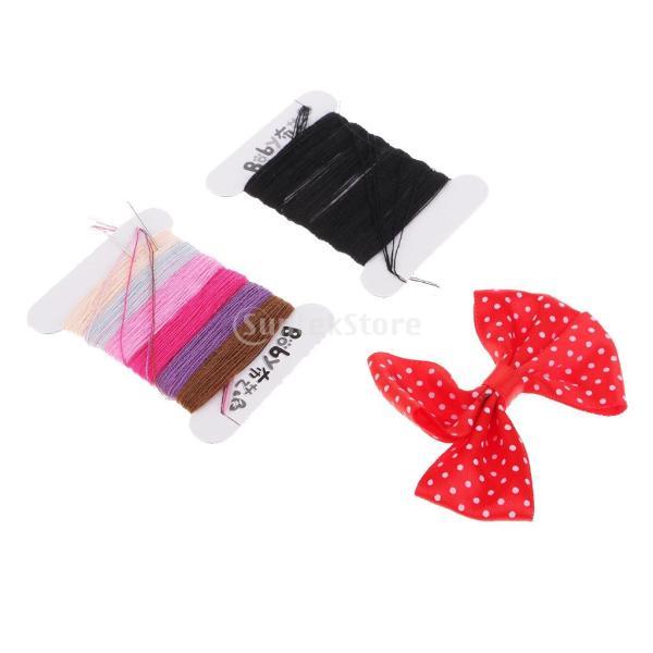 縫製工芸キット DIY ぬいぐるみ 芸術品 工芸品 チョコレートクマ 初心者 ベア人形|stk-shop|05
