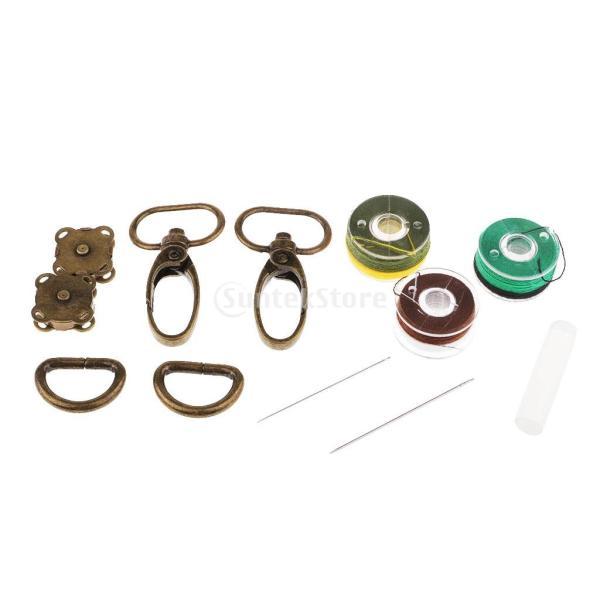 フェルト 不織布 クロスボディバッグキット クラフト 縫製 DIY 手作り 工芸|stk-shop|05