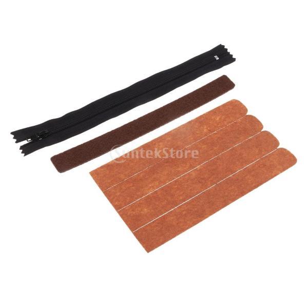 フェルト 不織布 クロスボディバッグキット クラフト 縫製 DIY 手作り 工芸|stk-shop|06