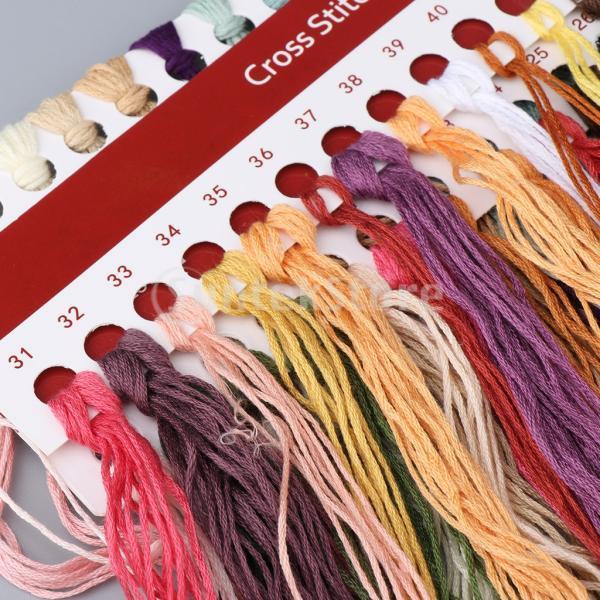 DIY刻印クロスステッチキット刺繍パッケージ14カウント - 美しいガーランド|stk-shop|04