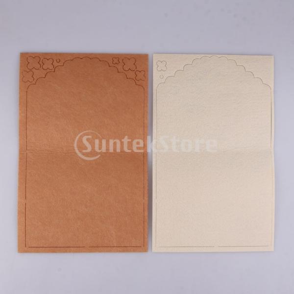 女の子の子供のための手作りの不織布小銭入れ財布フェルトアップリケキット|stk-shop|08