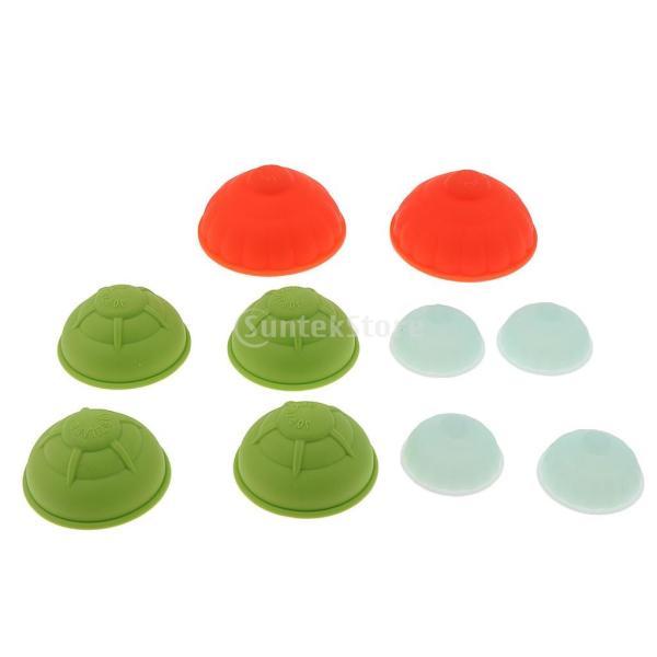 カッピングカップ 10個 シリコン 真空 マッサージ カッピングカップセット |stk-shop