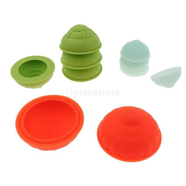 カッピングカップ 10個 シリコン 真空 マッサージ カッピングカップセット |stk-shop|06