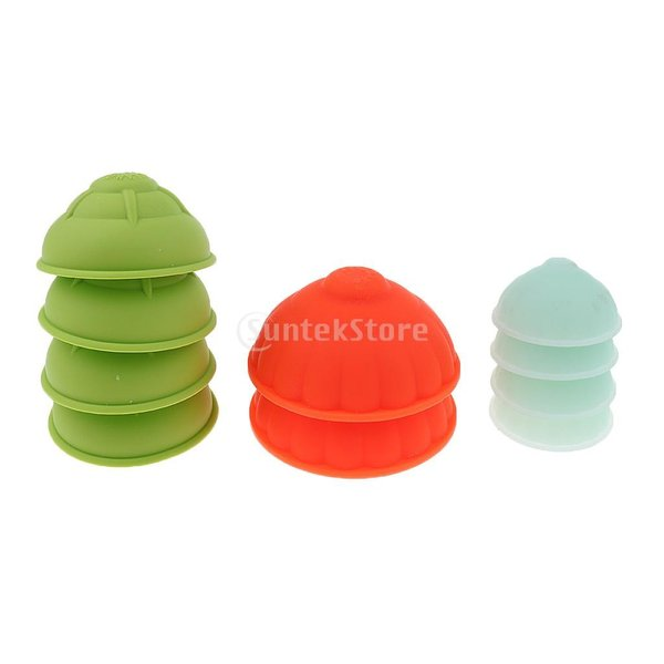 カッピングカップ 10個 シリコン 真空 マッサージ カッピングカップセット |stk-shop|08