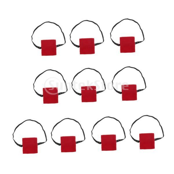 銅灸ボックス布バッグのための10個のやけどの証拠灸ヒートパックポケット stk-shop 05
