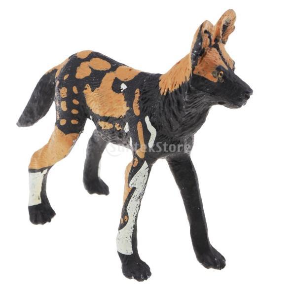 動物モデルおもちゃ教育玩具教授ツール子供キリンカンガルーゴリラコアラなど全14種-#10