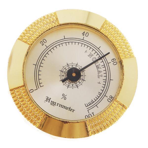 葉巻湿度計  置き掛け兼用 古典的な ヒュミドール シガーケース 葉巻愛好家 収蔵品 高精度 ギフト