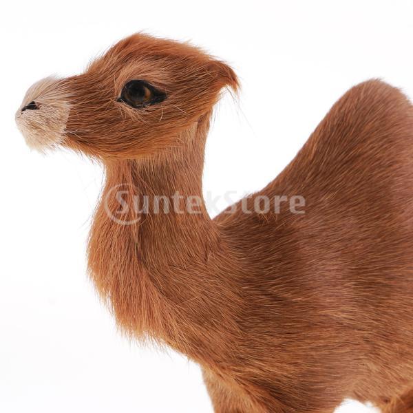 F Fityle ラクダ模型 動物モデル クリスマスパーティー 家の装飾 stk-shop 03