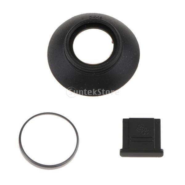 ホットシューカバー付き カメラファインダー アイカップ Nikon D850/D500対応 アイピース |stk-shop|08