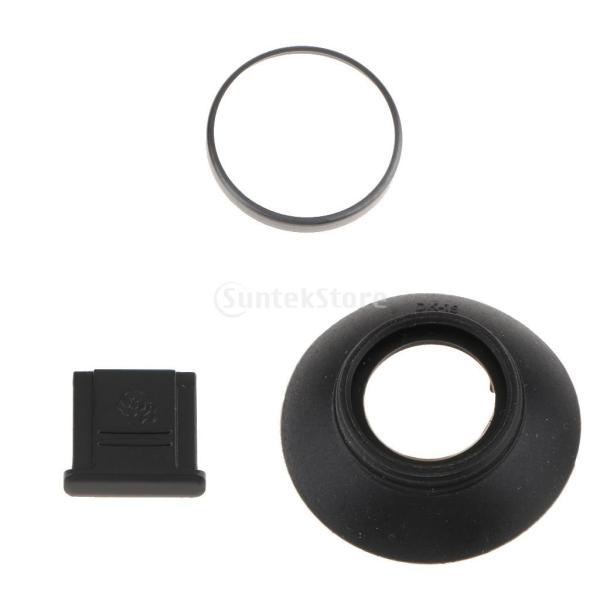 ホットシューカバー付き カメラファインダー アイカップ Nikon D850/D500対応 アイピース |stk-shop|09