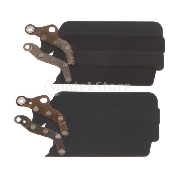 Perfk シャッターブレードカーテン キャノン EOS 6D 適用 修理パーツ