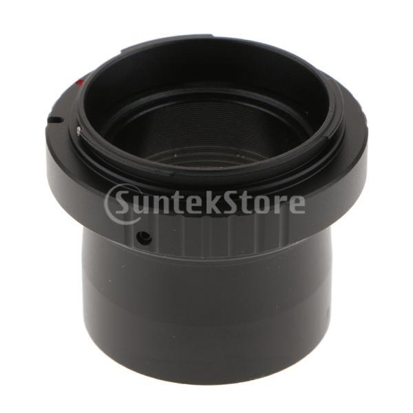Sharplace Canon対応 望遠鏡マウントアダプター+Tリングアダプタ 2インチ → T2