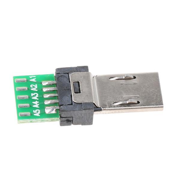 Fenteer シャッターレリーズケーブルアダプター USBソケットコネクタ ソニー用 15ピン