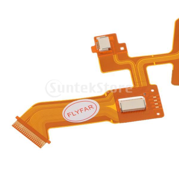 Baoblaze レンズバックメイン フレックスケーブルリボン 修理部品 Sony Cyber-shot HX20 HX30用