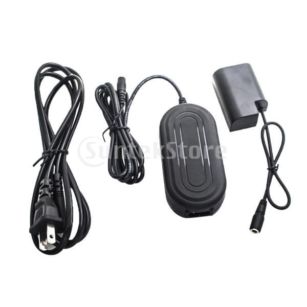 FLAMEER DCカプラー DMW-BLF19バッテリー用 AC電源アダプタ ケーブル Panasonic GH3 GH4カメラ 互換性