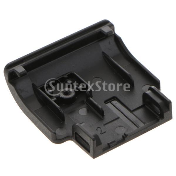 FLAMEER 修理部品 SDメモリカードチャンバーカバー Nikon D3200カメラに適合