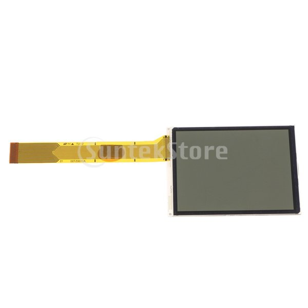 FLAMEER カメラ修理部品 液晶ディスプレイ Panasonic DMC-FX9 FX01 FX07 FX30 FX33 LX1 TZ2対応 LCDスクリーン