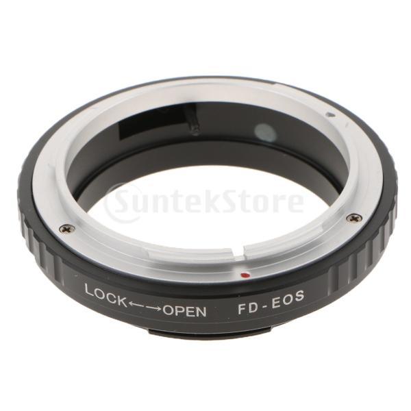 キヤノンEOS EFカメラアダプター70D 6D 5D III 60Dへのマクロ確認FDマウントレンズ