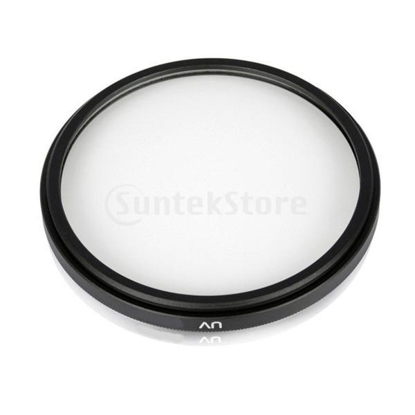 Baoblaze 全8サイズ レンズフィルター UV + CPL + FLD デジタル一眼レフカメラ用 キャリーバッグ付き - 72mm