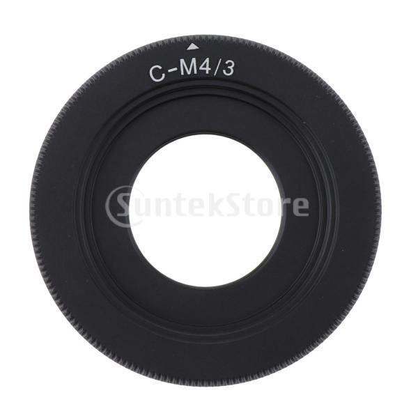 オリンパスパナソニックミラーレスカメラ用C-M4 / 3マウントレンズアダプターコンバーター