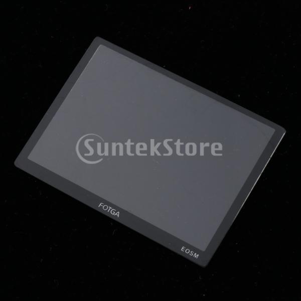 キヤノンEOS M用カメラスクリーンガラスプロテクター