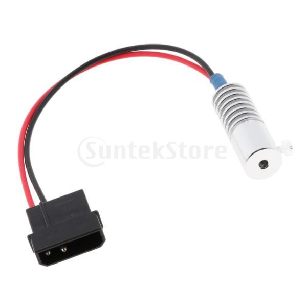 コンピュータアクセサリーRGB LEDストリップケーブルコードワイヤー部品12 v 20 cm長さ青