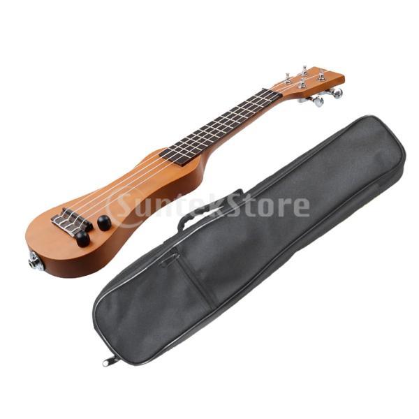 B Blesiya ウクレレ 電動 ハワイギター 21インチ ローズウッド製 ウクレレケース付き|stk-shop|06