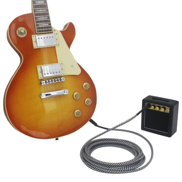 3W.9Vバッテリー駆動ミニギターアンプギターアンプスピーカーアクセサリー